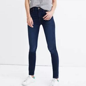 Madewell High-Rise Skinny Jeans Size 26